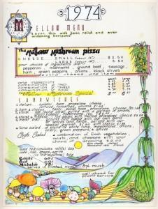 The Original Mellow Mushroom Menu