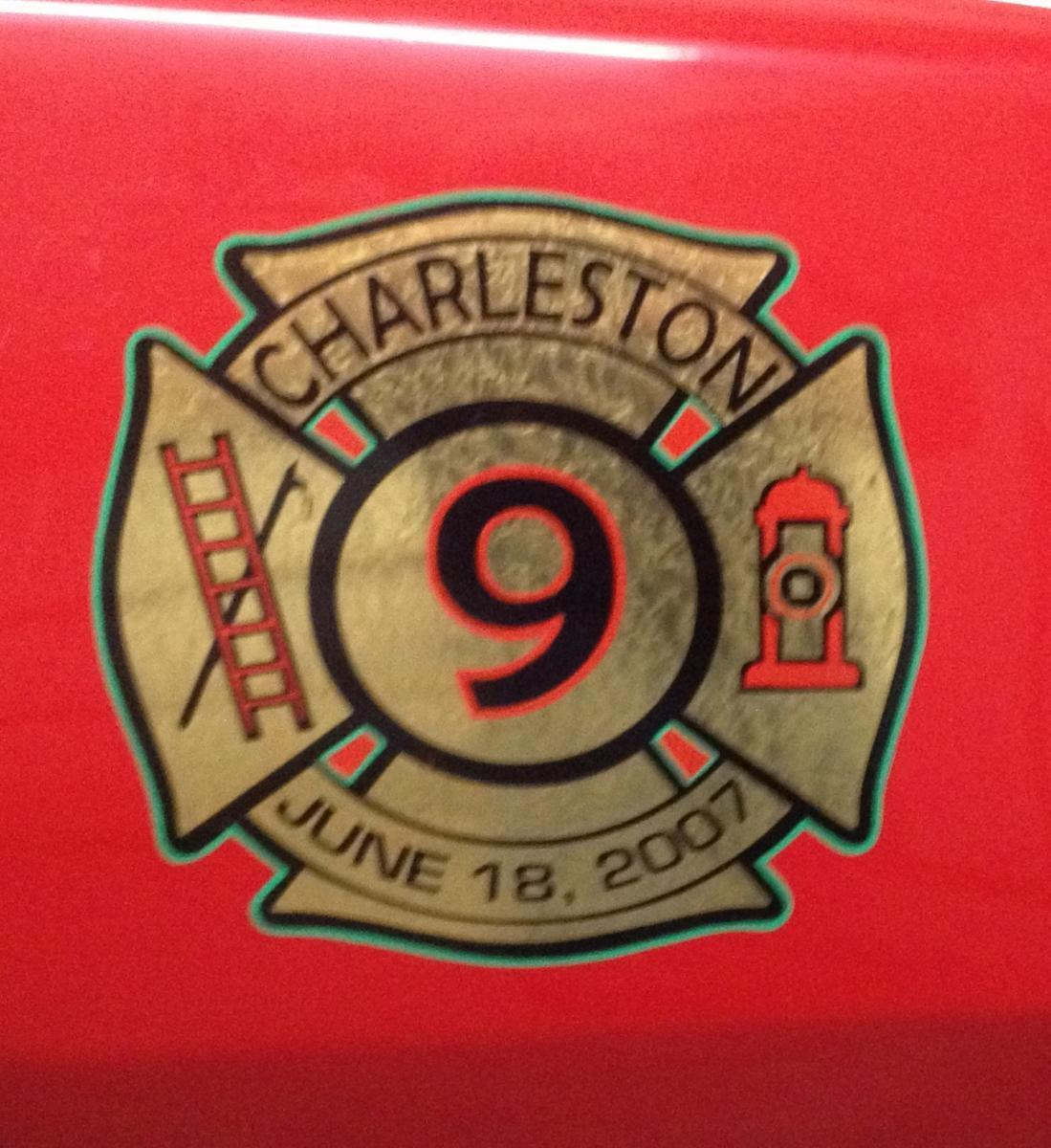 Charleston 9 Symbol