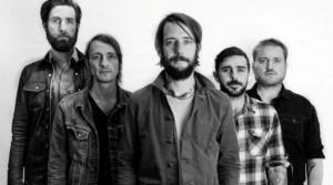 Bridwell (middle) and Band of Horses