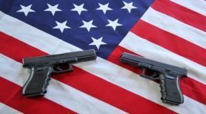 Two Glock .40 caliber semiautomatic hand