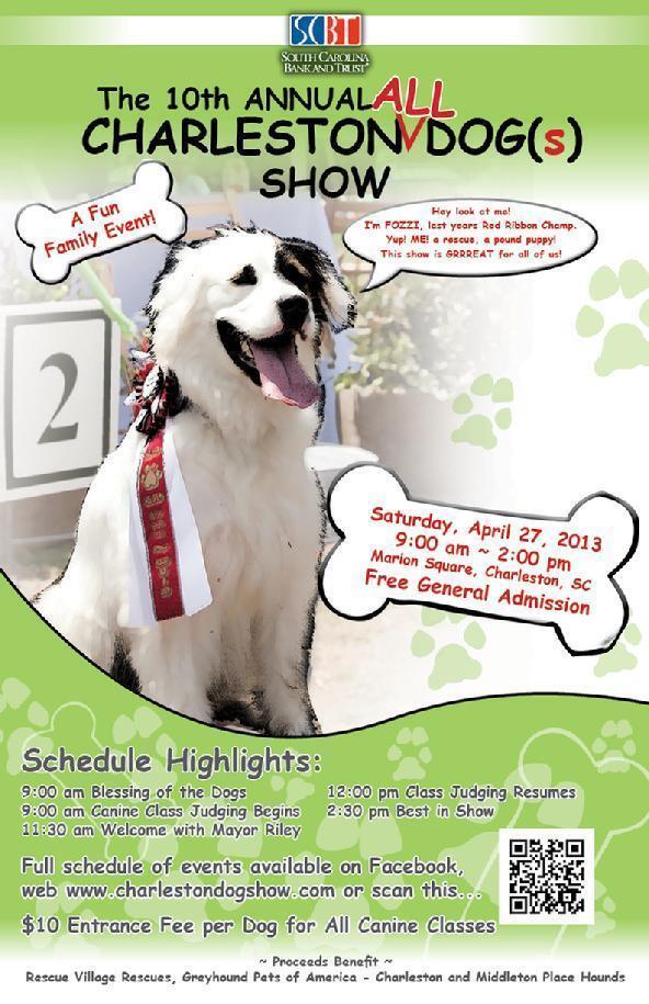 charlestondogshow