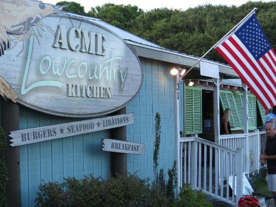 It S Time To Discover Acme Lowcountry Kitchen Holy City Sinner