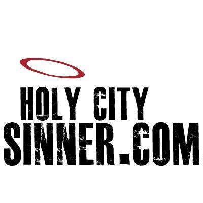 HolyCitySinner_TextHaloSingle400x400