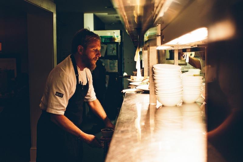Chef Larson Credit: Wild Olive