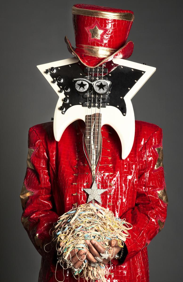 Bootsy Collins InstrumentHead