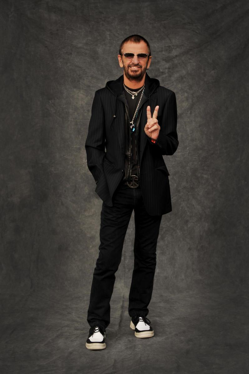 Ringo Starr - provided by North  Charleston Performing Arts Center