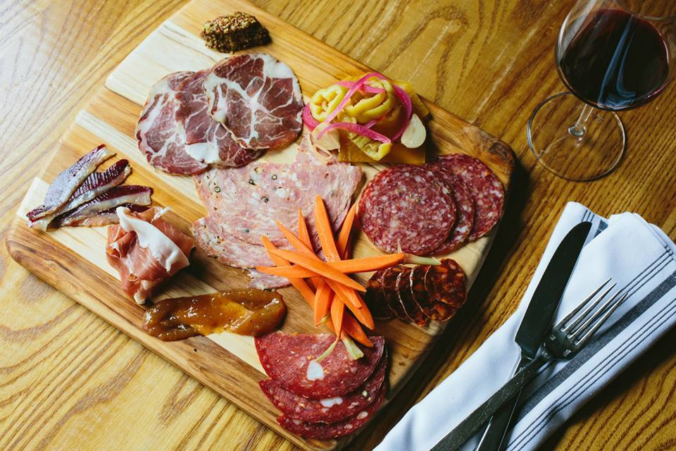 Charcuterie Plate Credit: Facebook