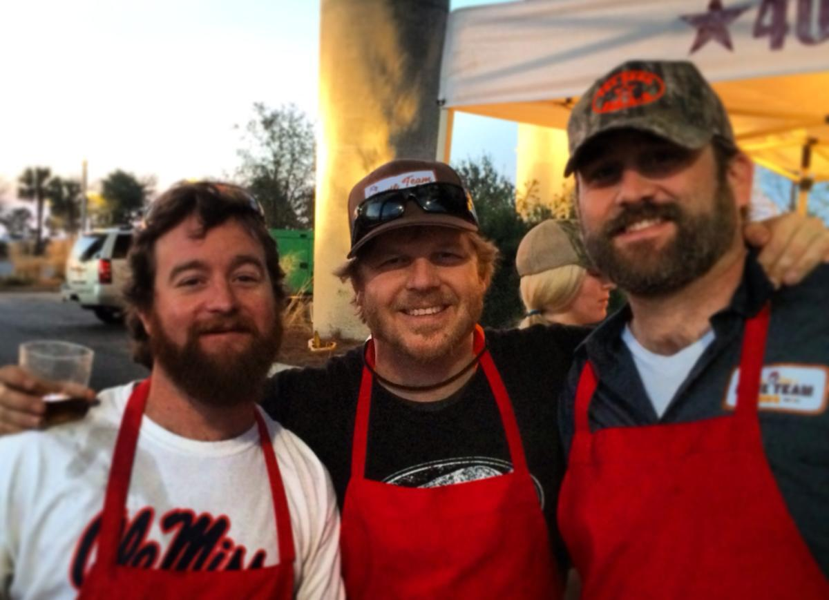 The Home Team Pitmasters (Provided)