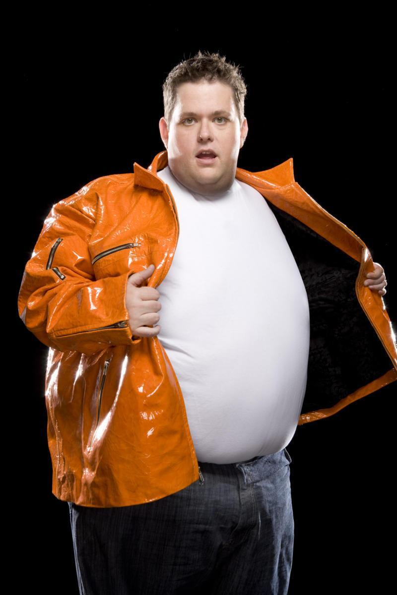 Ralphie May photo 1 - provided by  North Charleston Performing Arts Center