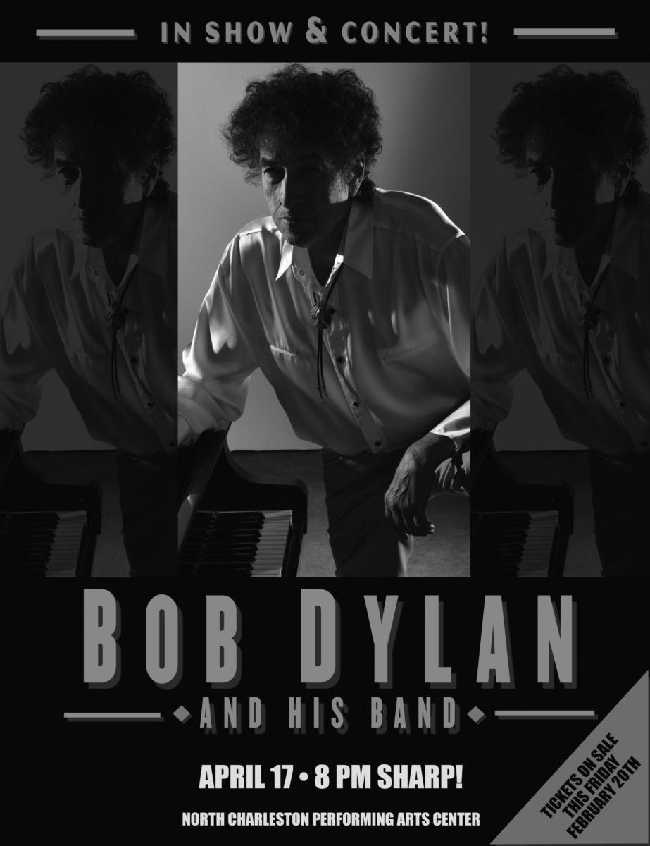 Bob Dylan-Charleston