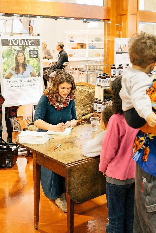Vivian Howard Provided