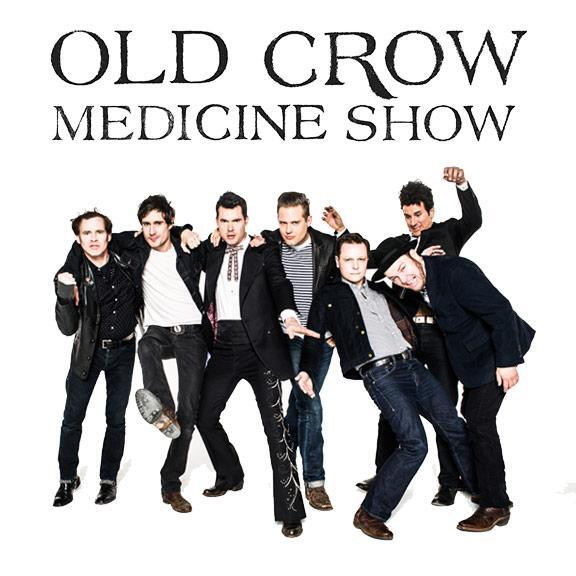 Old Crow Medicine Show - Provided by North Charleston PAC