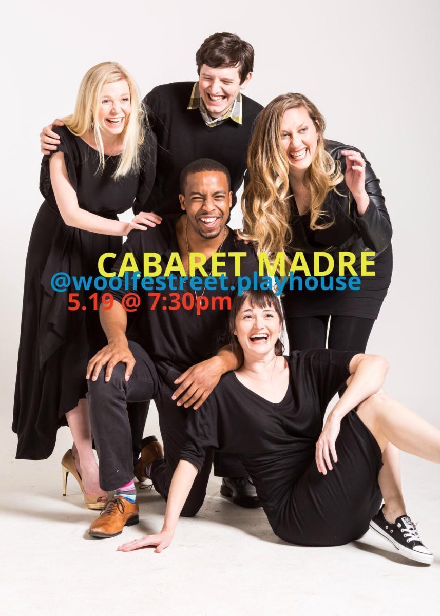 Cabaret Madre - UNEDITED
