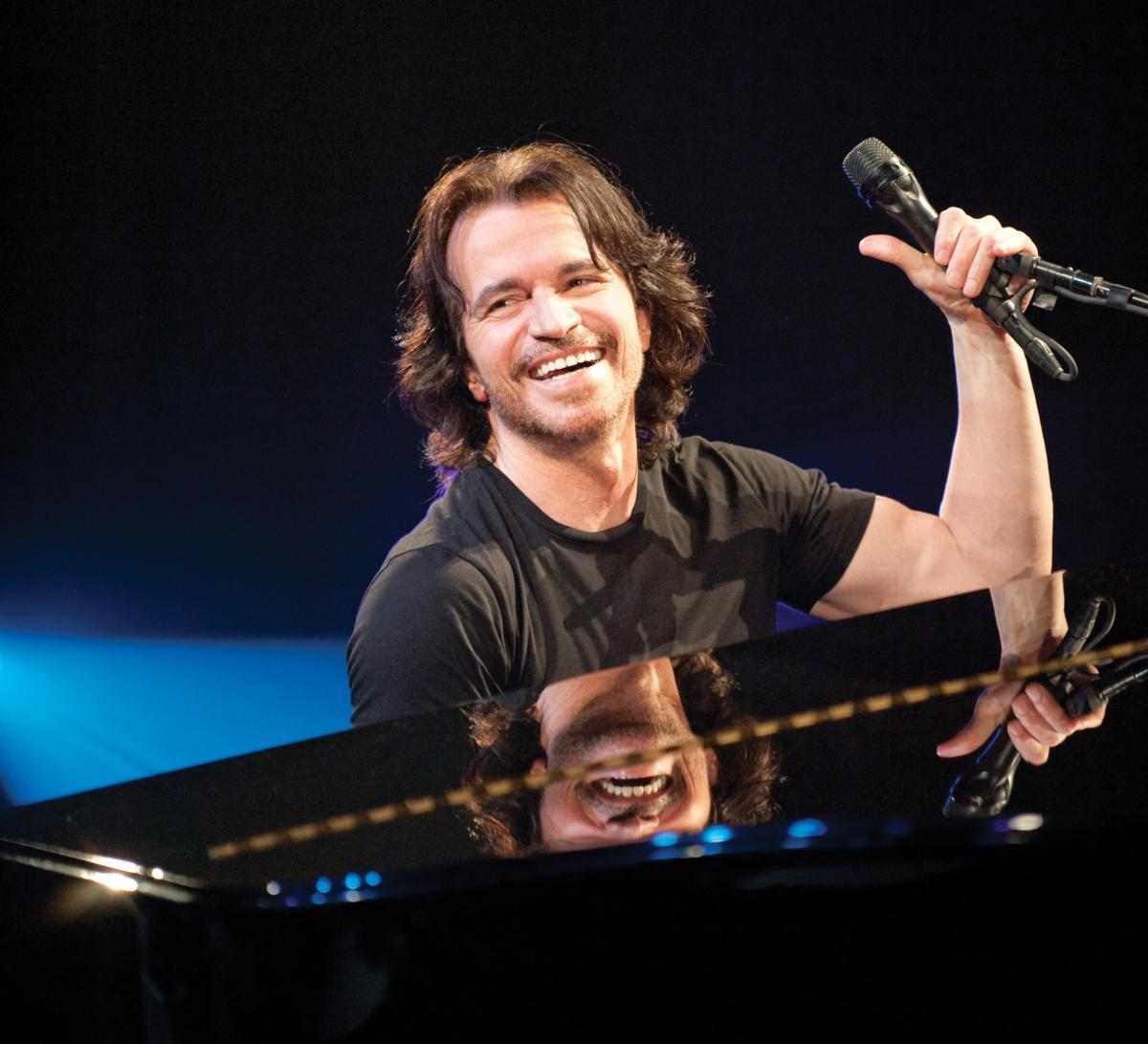 Yanni - photo credit Whit Padgett