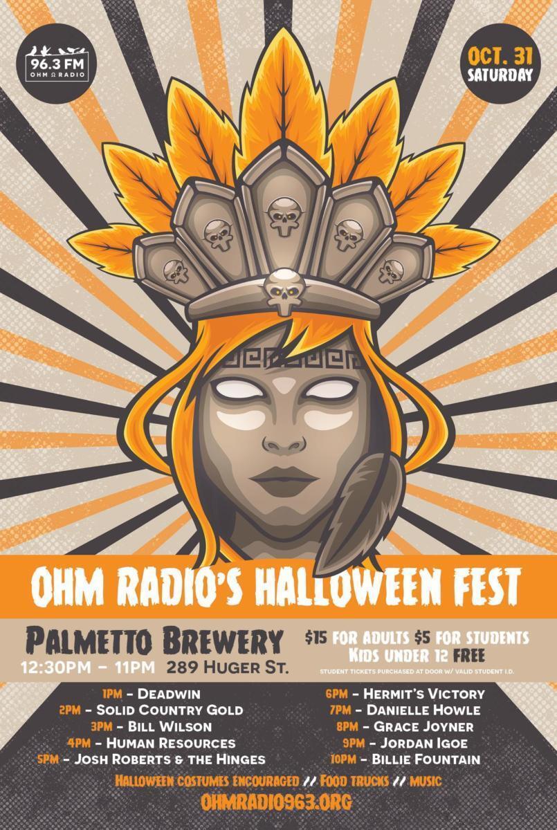 OHM + Palmetto