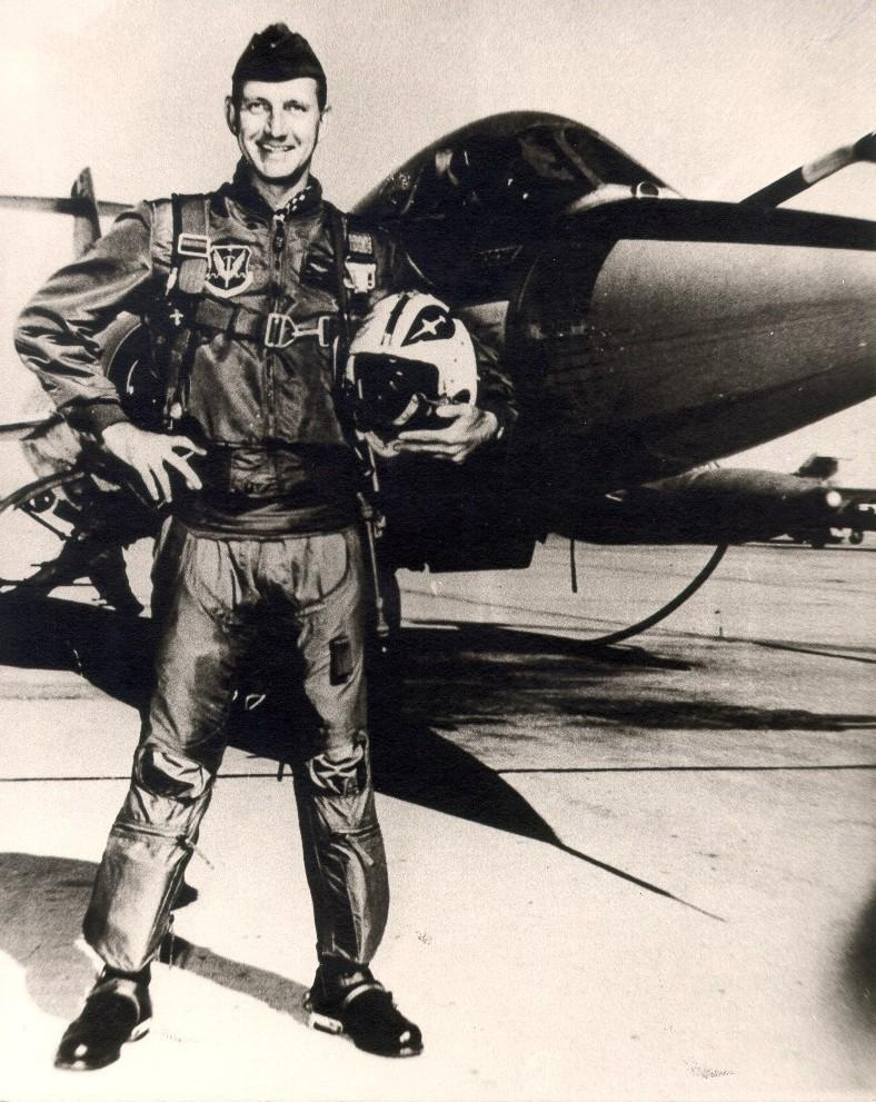 Quincy Collins Flyboy - F-104 -1962 (00039045)