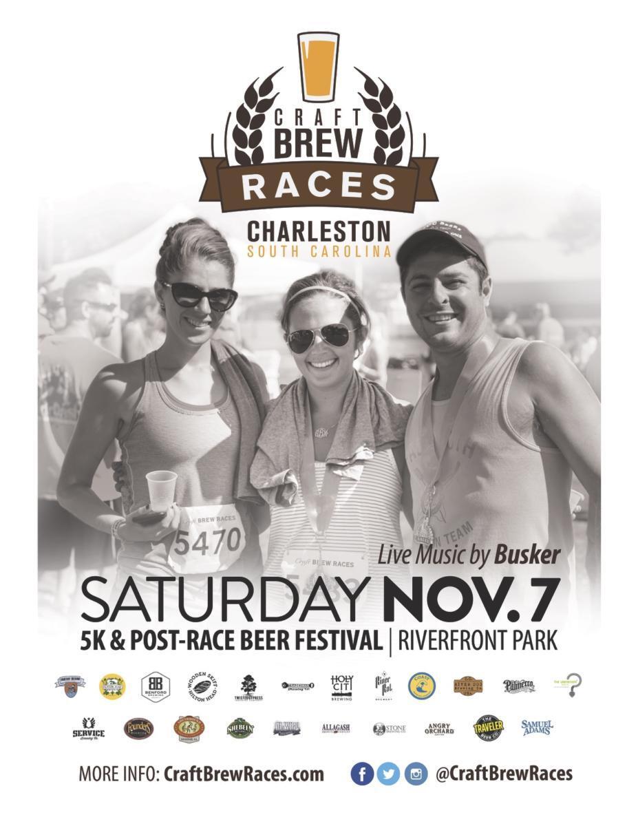 CBR Charleston Poster busker