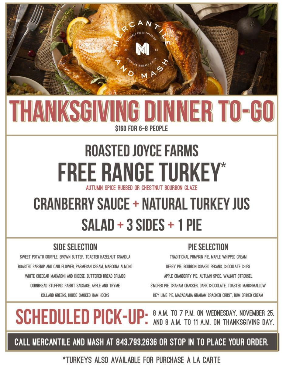 FINAL Mercantile and Mash Thanksgiving To Go