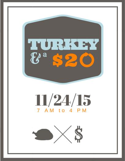 Turkey Small Flyer