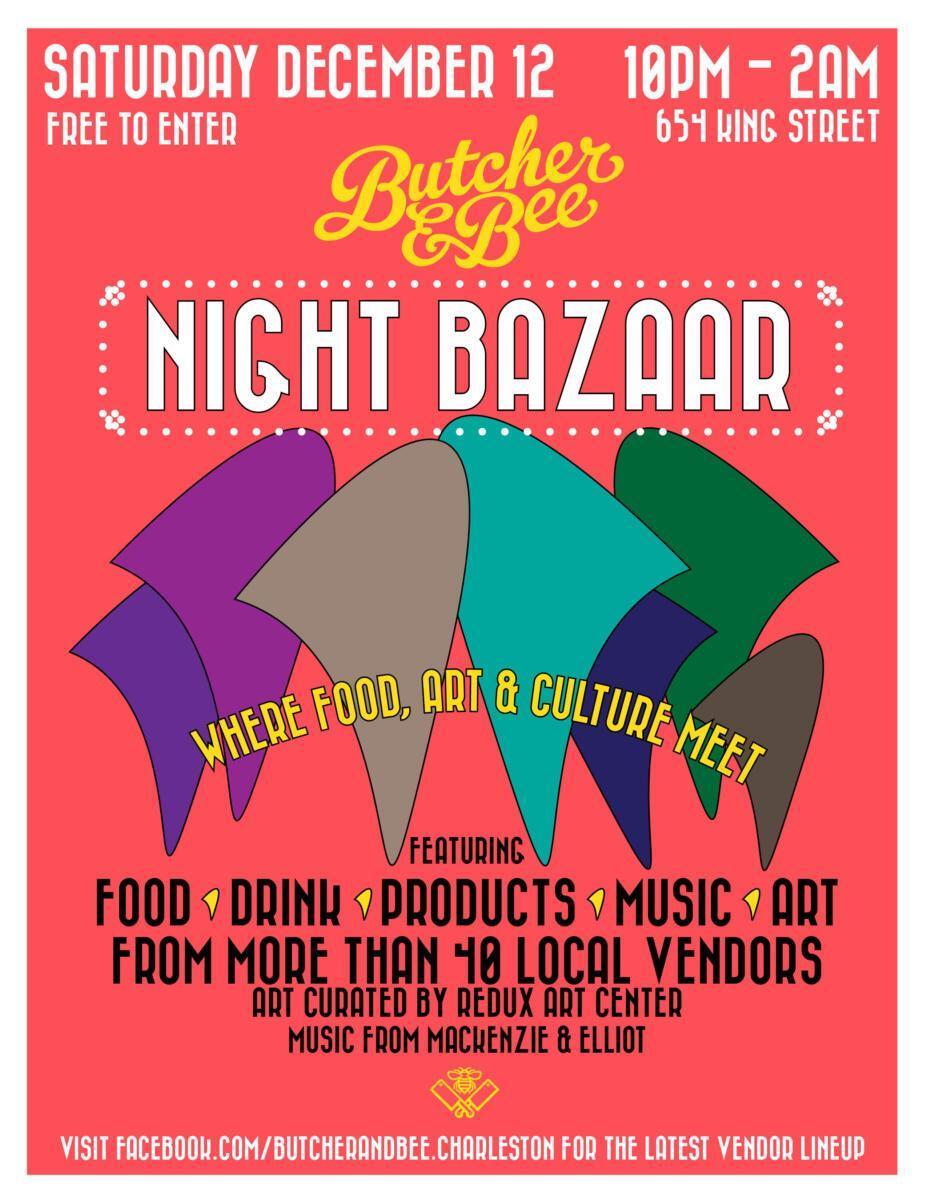 Night Bazaar Graphic