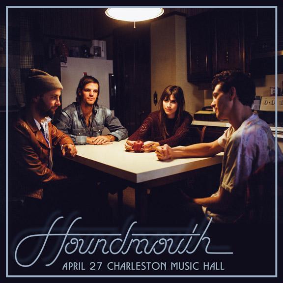 Houndmouth-post