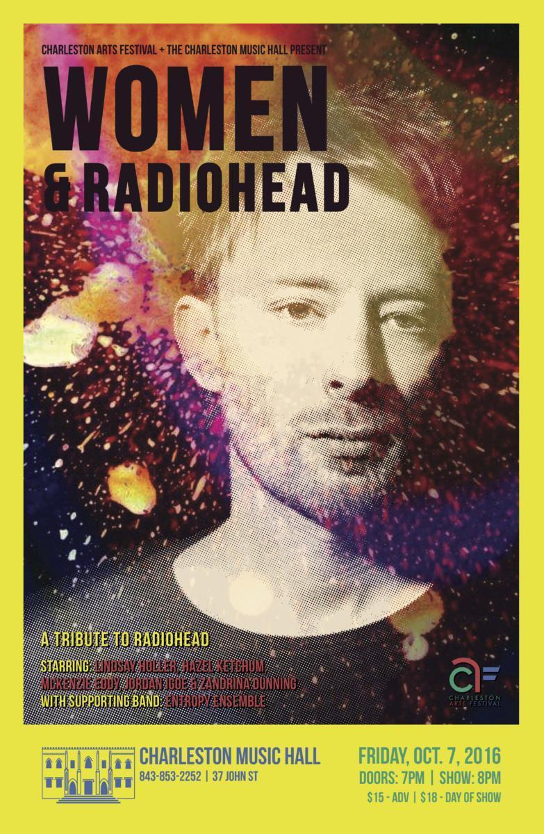 Women & Radiohead Poster