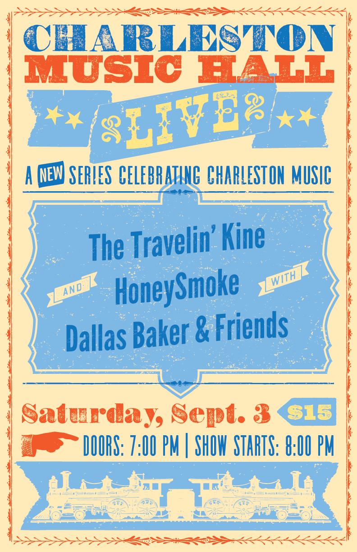 CMH-Live-Dallas Baker & Friends