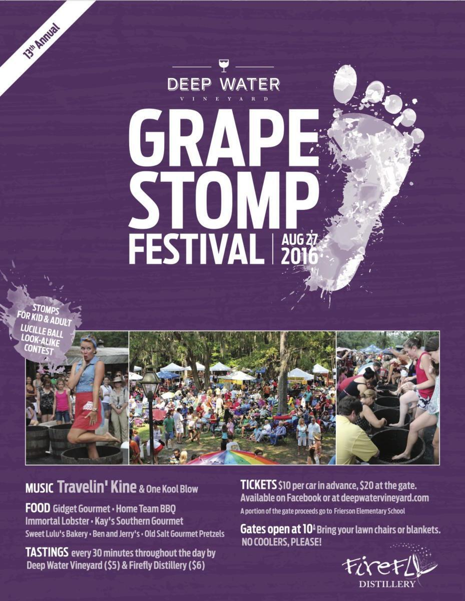 DWV 04 Grape Stomp Poster-nonoutlined