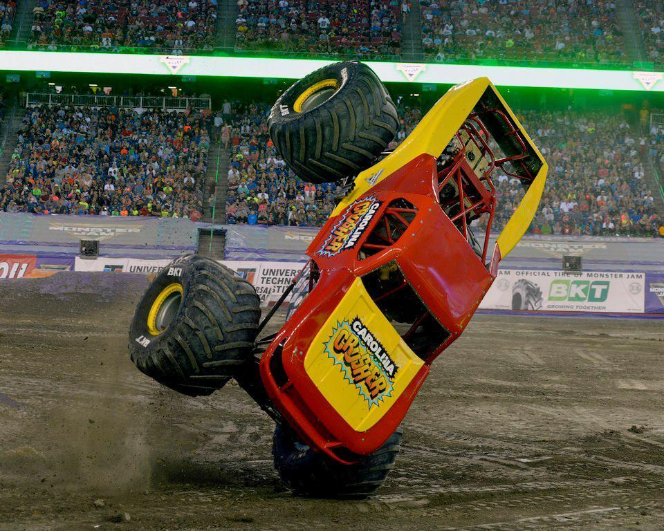 Credit: Monster Jam's Facebook Page