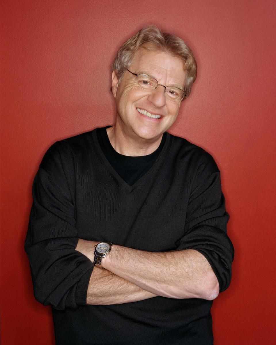 Jerry Springer To Host The Price Is Right Live At North