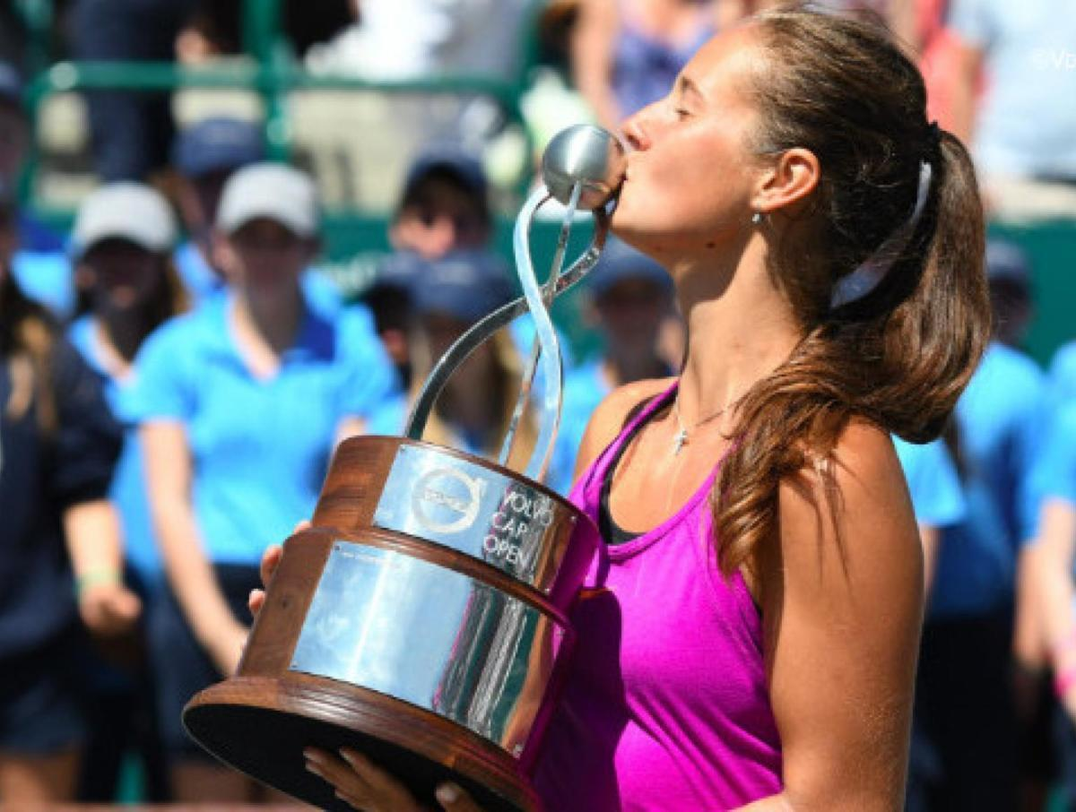 Reigning Volvo Car Open Champ Daria Kasatkina To Defend Title In