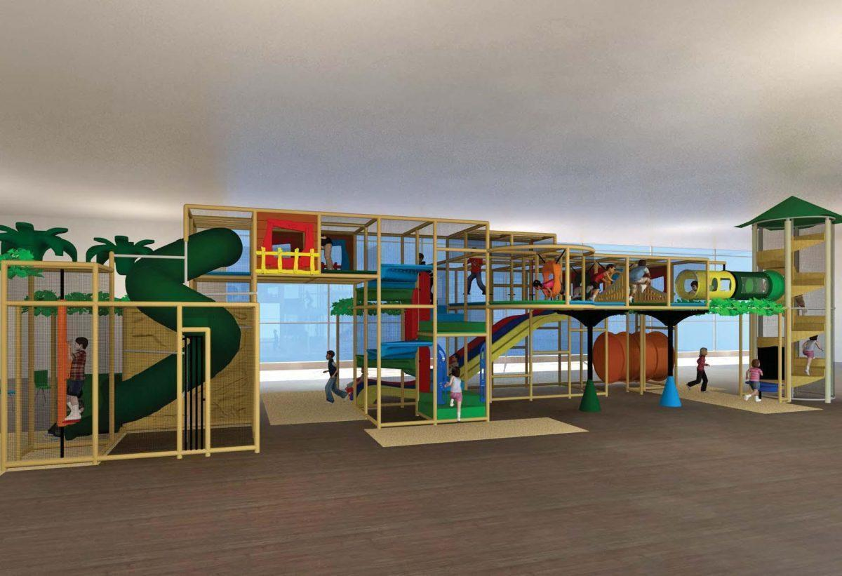 Citadel Mall to Open Indoor Playground | Holy City Sinner