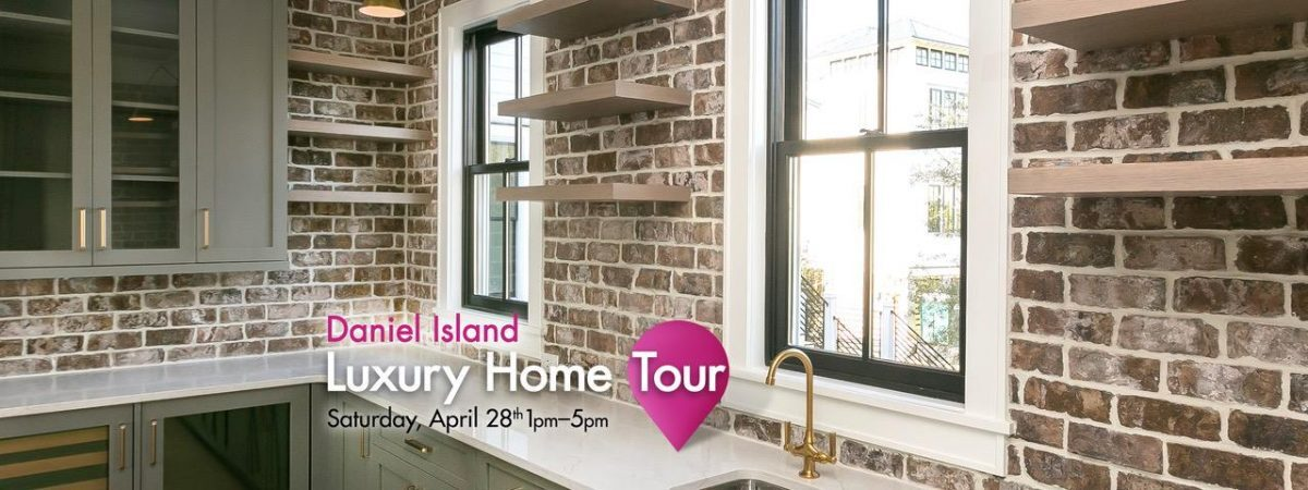 ... April 28th From 1 Pm To 5 Pm, Eight Custom Built Private Residences  Will Open Their Doors To The Public During The Daniel Island Luxury Home  Tour.