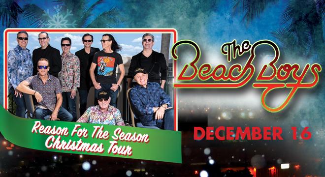Beach Boys Christmas.The Beach Boys Christmas Tour Coming To The North Charleston