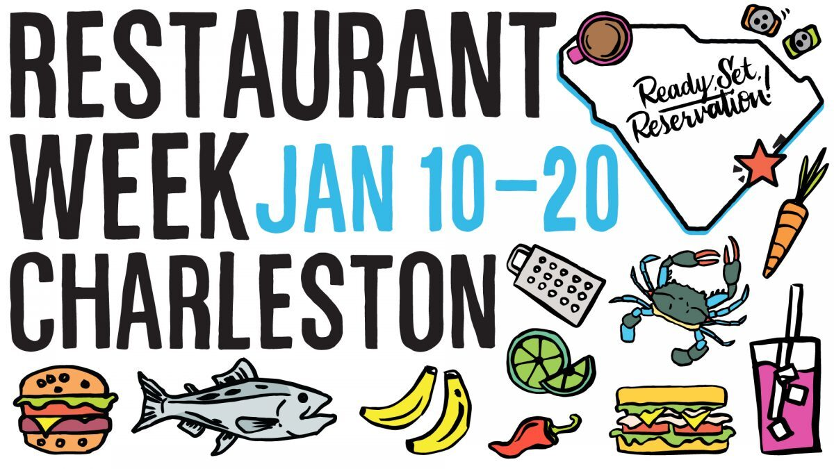 2019 S First Charleston Restaurant Week Begins On January