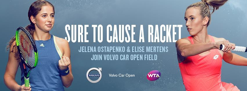 2017 French Open Champ World No 12 Join Volvo Car Open Field