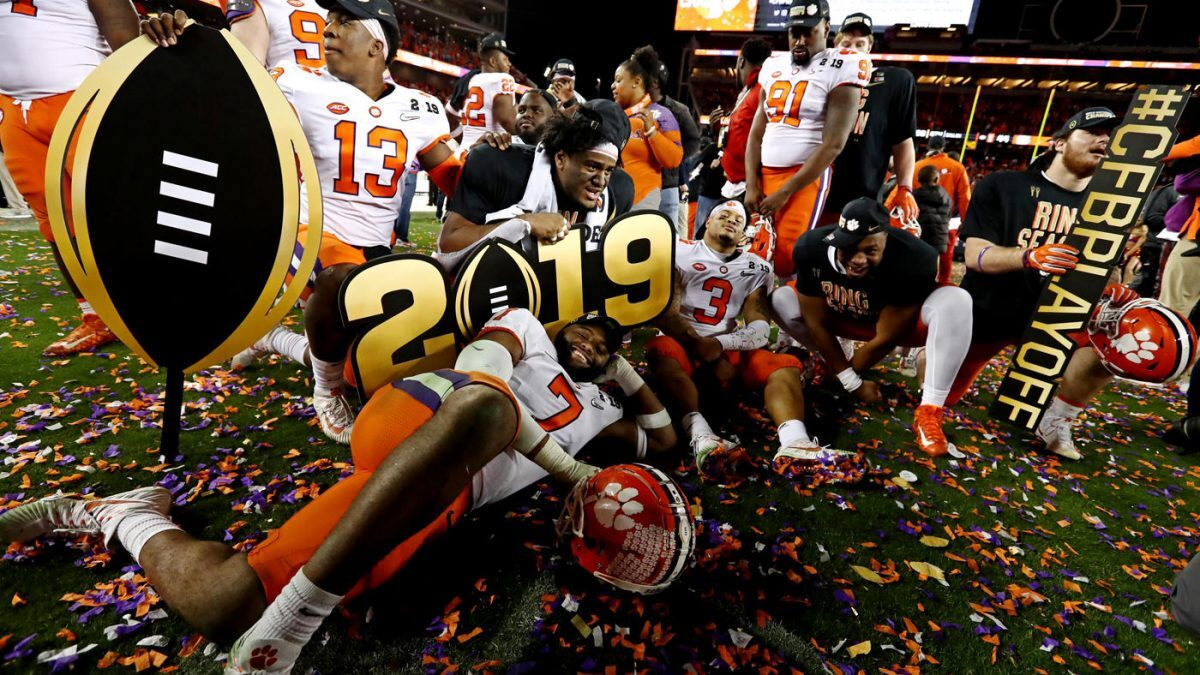 221af3598 Here are the top articles and posts regarding Clemson s 44-16 rout of  Alabama in last night s College Football Playoff National Championship game