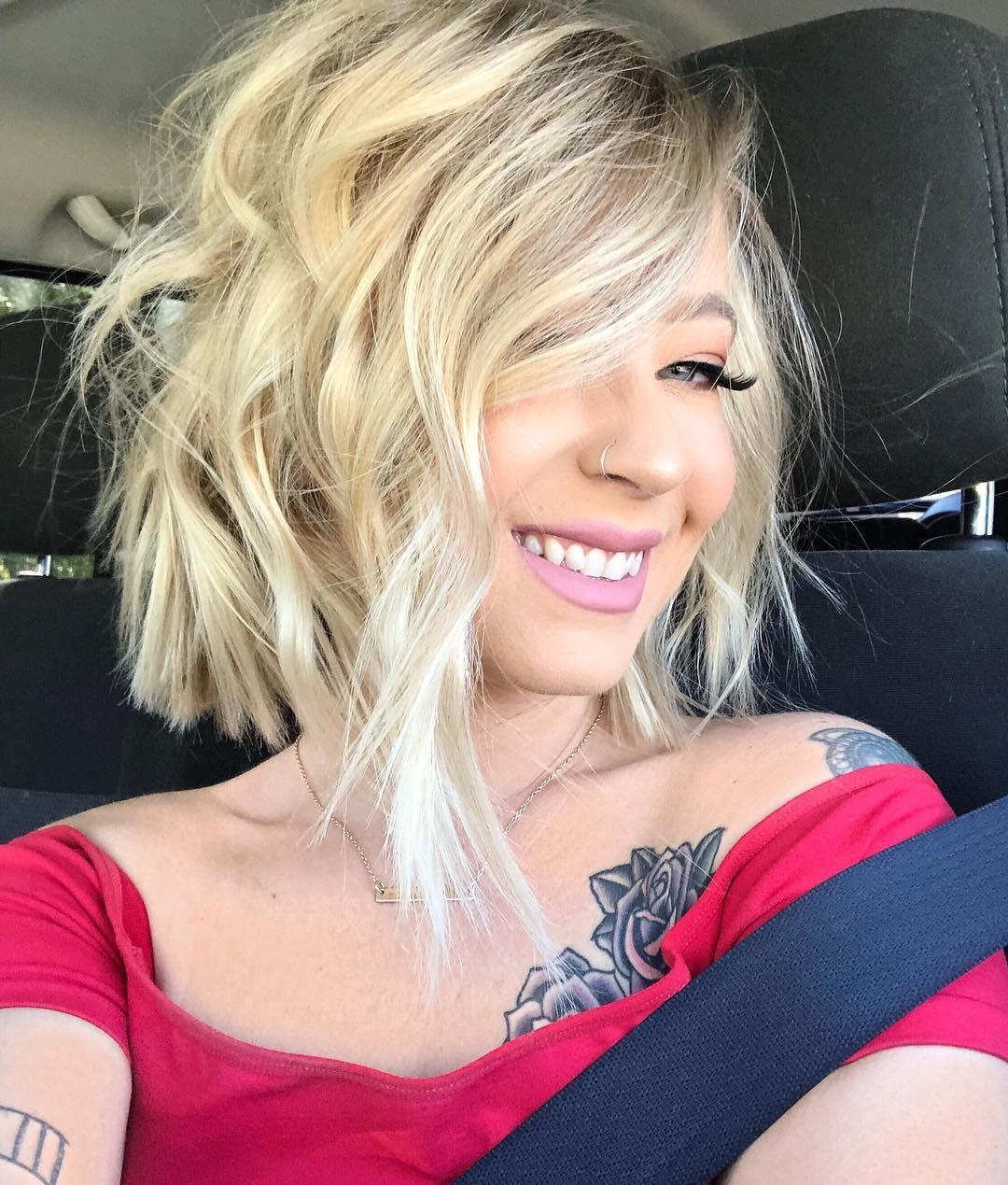 5 Asymmetrical Bob Haircuts You Should Try In 2019 Holy City Sinner