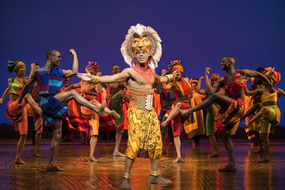 Best Of Broadway 2020 Disney's The Lion King Headlines 2019 2020 Best of Broadway Season