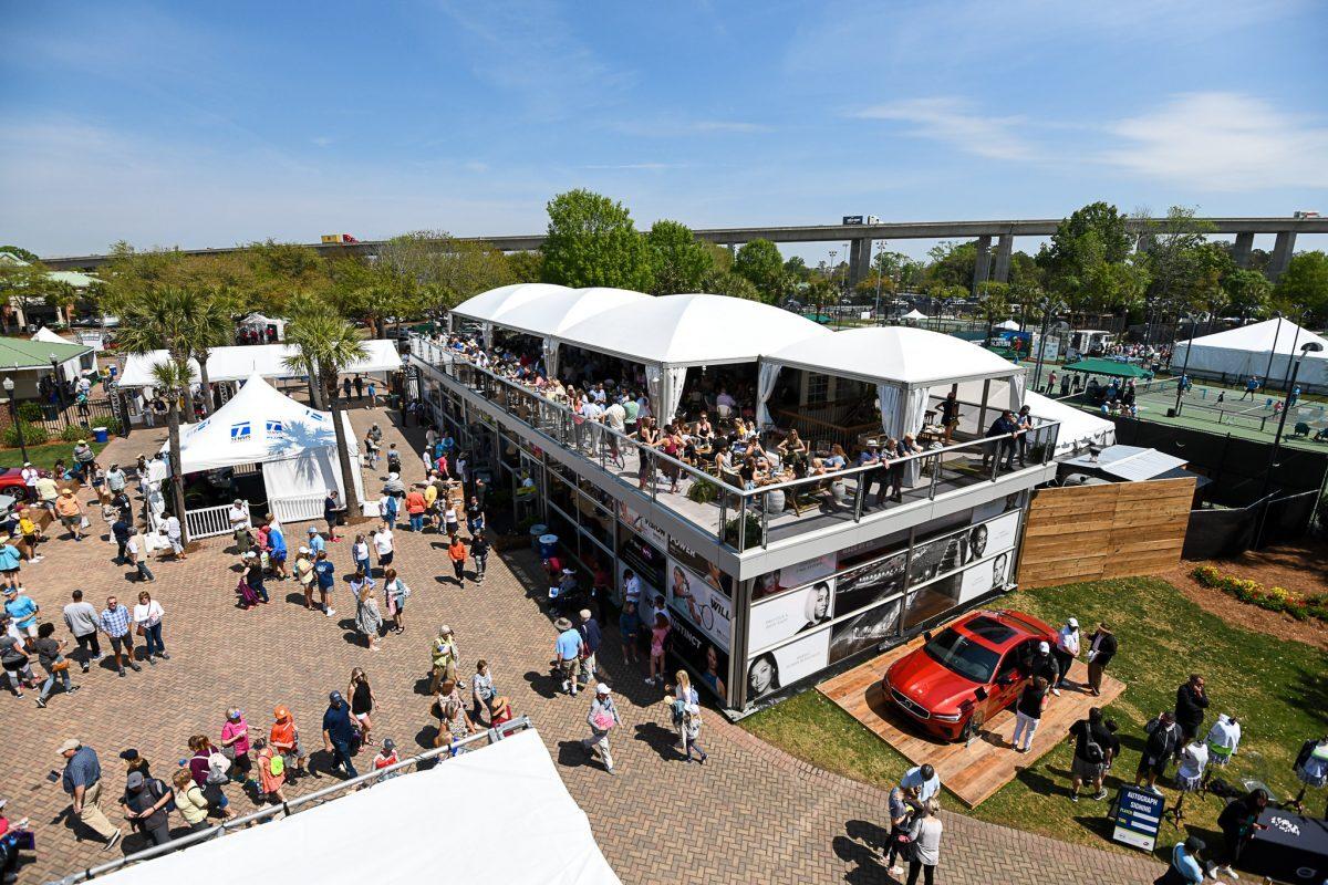volvo car stadium u2019s new rooftop restaurant  u0026 sports bar will be open during 2019 concert series