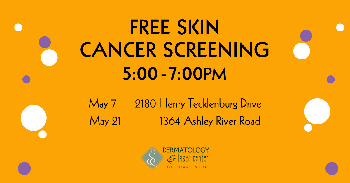 Dermatology And Laser Center Of Charleston To Provide Free