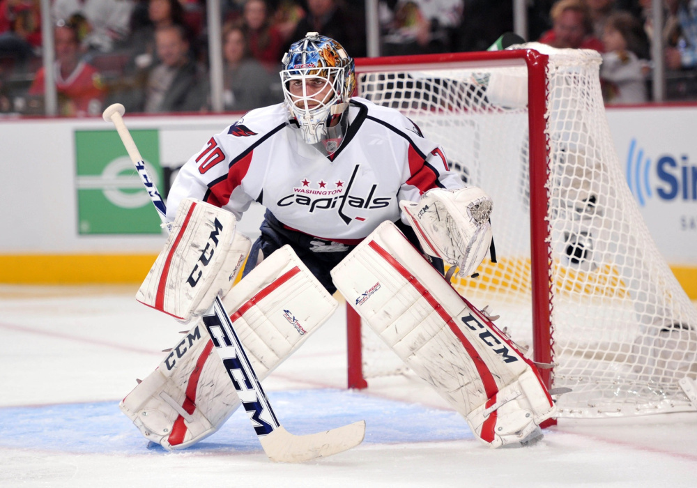 Braden Holtby S Path To The Stanley Cup Runs Through North Charleston Holy City Sinner
