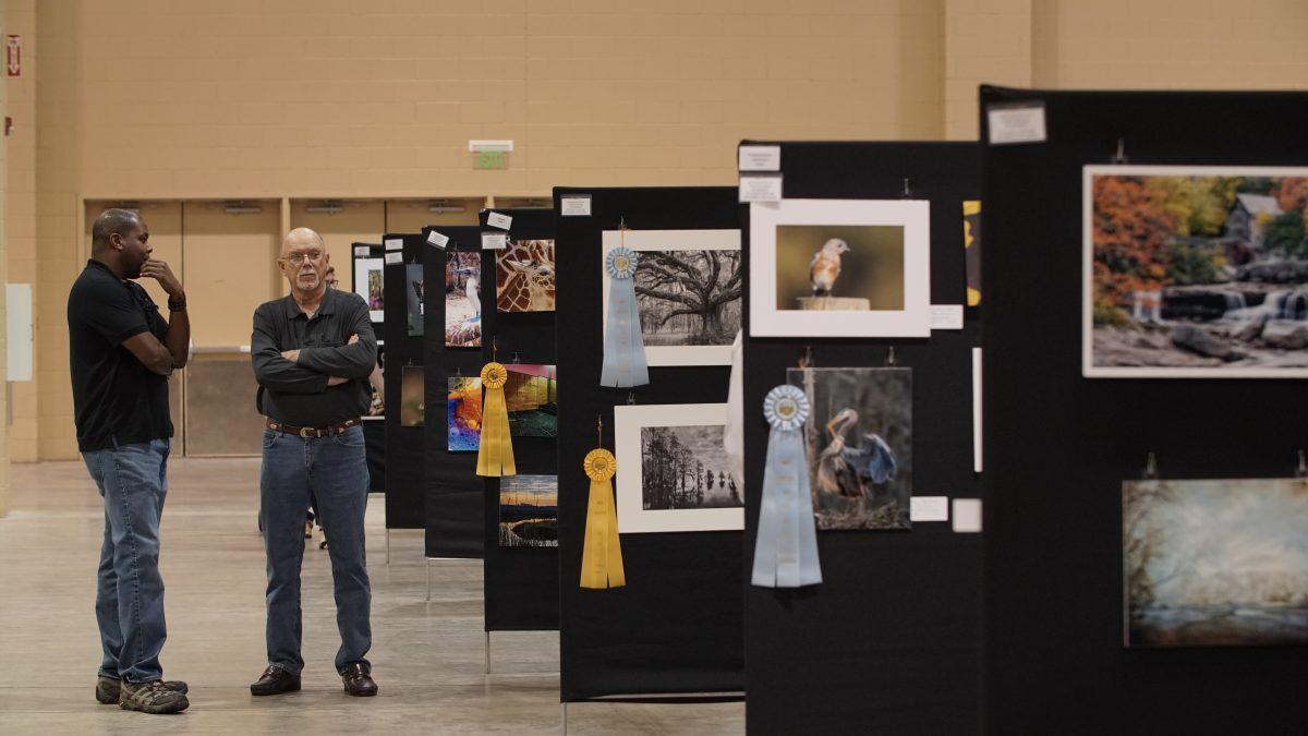 2019 North Charleston Arts Fest Judged Fine Art