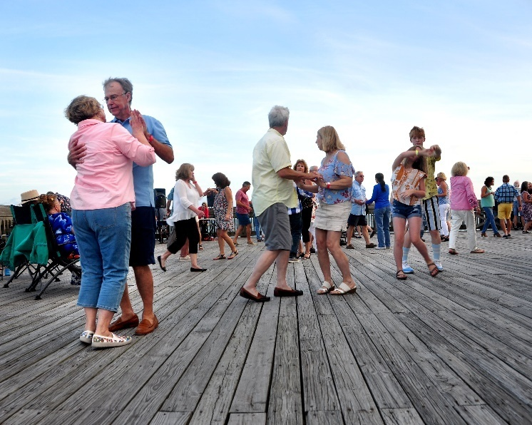 Next Moonlight Mixer at Folly Beach Pier Scheduled for July 26th