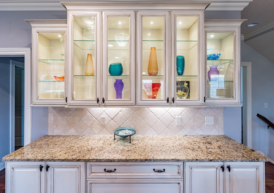 Glass Doors Vs. Open Shelves: Which Works Best For Your