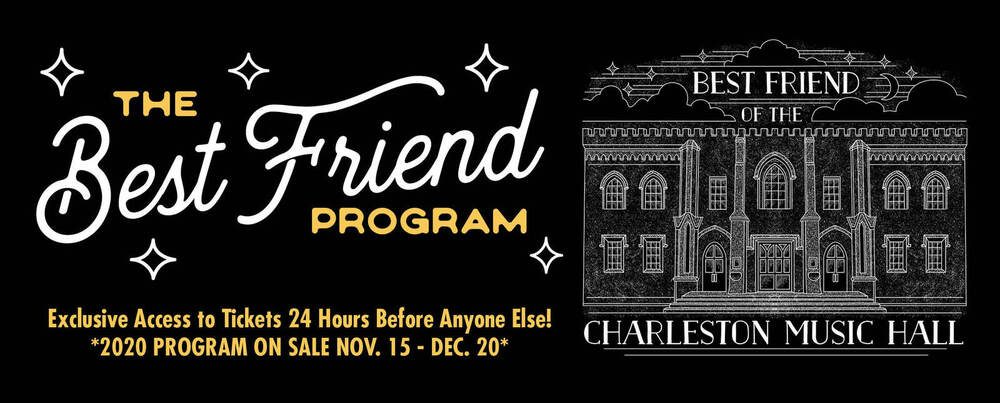 National Best Friends Day 2020.The Best Friend Program Returns To The Charleston Music Hall